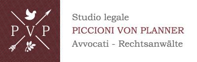 Studio Legale – Piccioni von Planner